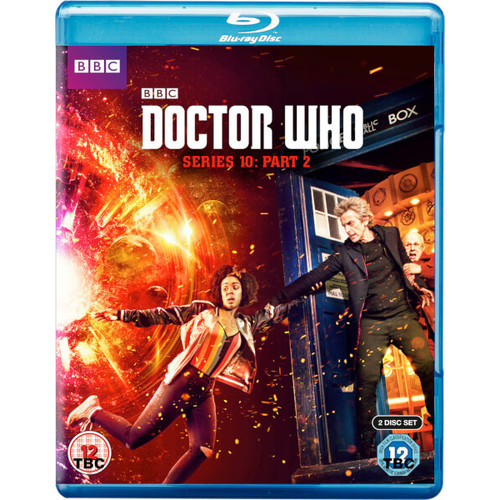 Doctor Who - Series 10 Part 2 Blu-ray