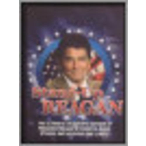 Stand Up Reagan DVD