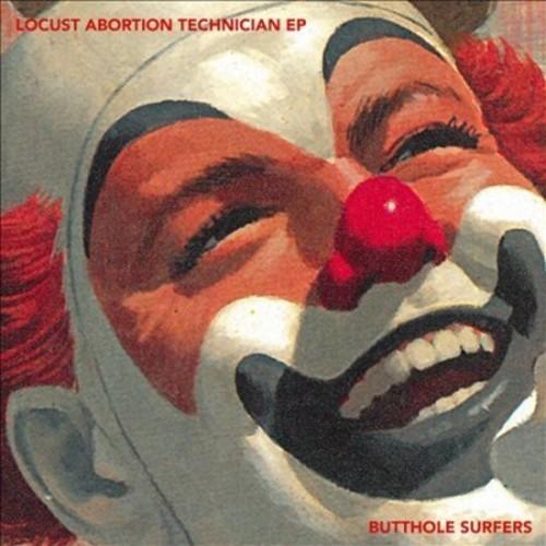 Butthole Surfers - Locust Abortion Technician Ep (Vinyl)