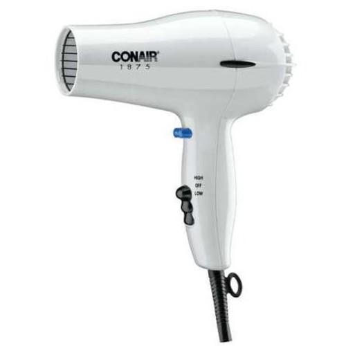 Conair Handheld 1875 Watt Hair Dryer White | HD Supply