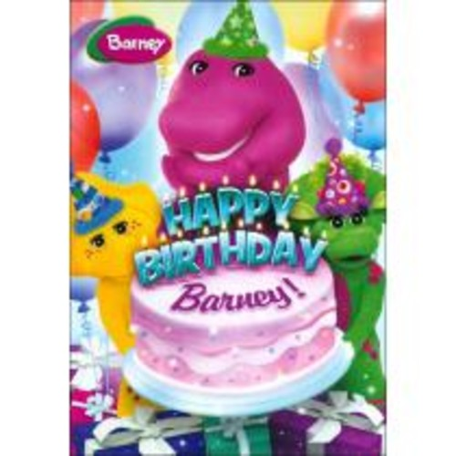 Barney: Happy Birthday, Barney! [DVD]