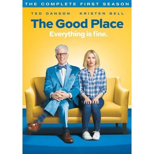 The Good Place: Season One [2 Discs] [DVD]