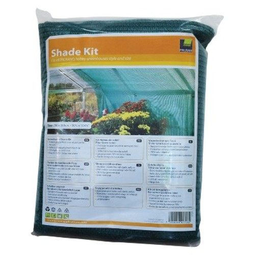 8.5'X7.5' Shade Kit For Greenhouses - Green - Palram