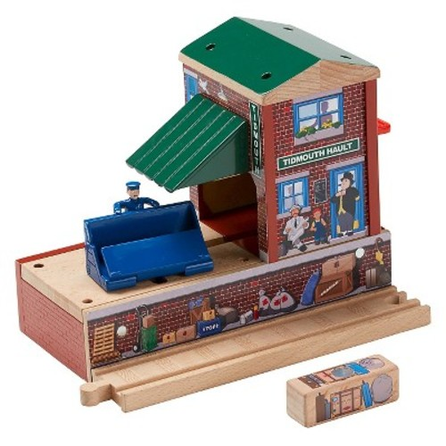 Fisher-Price Thomas & Friends Wooden Railway Tidmouth Station