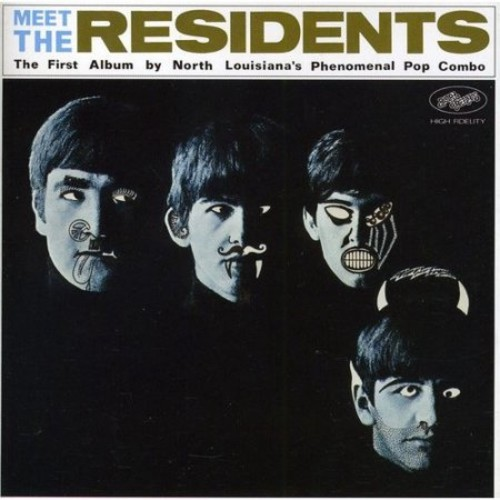 Meet the Residents [CD]