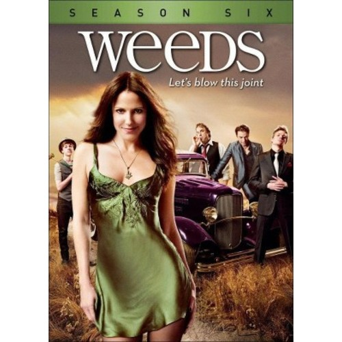 Weeds: Season Six [3 Discs]