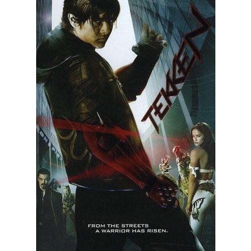 Tekken: Kelly Overton, Gary Daniels, Dwight H. Little: Movies & TV