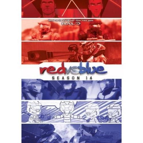Red Vs. Blue: Season 14 (DVD)