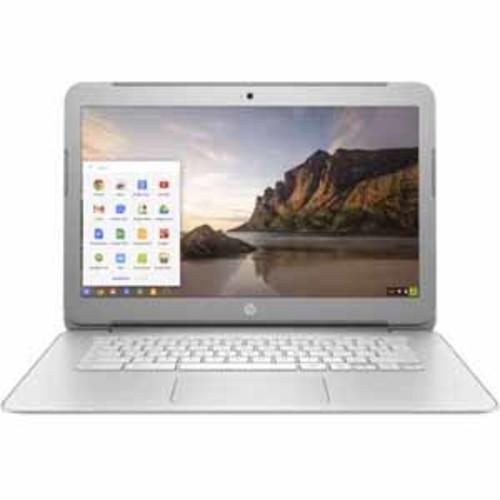 HP 14-ak040nr, 14 Chromebook With Intel Celeron Processor, 4GB Memory, 16GB eMMC storage and Chrome OS