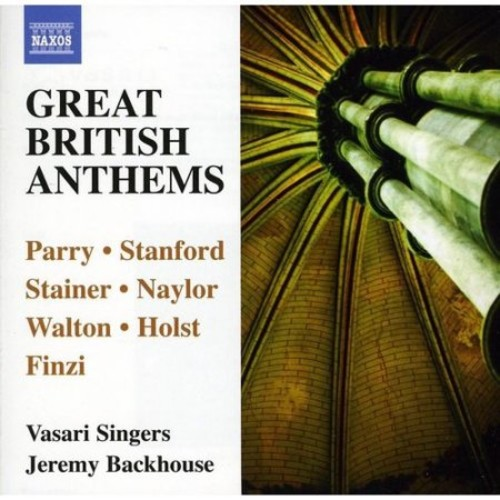 Great British Anthems [CD]
