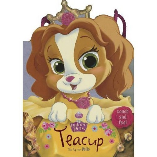 Teacup the Pup for Belle