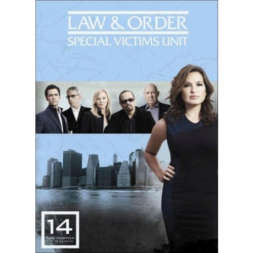 Law & Order: Special Victims Unit - The Fourteenth Year [5 Discs]
