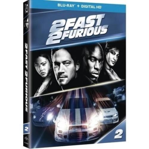 2 Fast 2 Furious [Blu-Ray] [Digital HD]