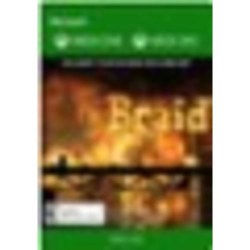 Braid - Xbox 360 - Xbox One [Digital Download]