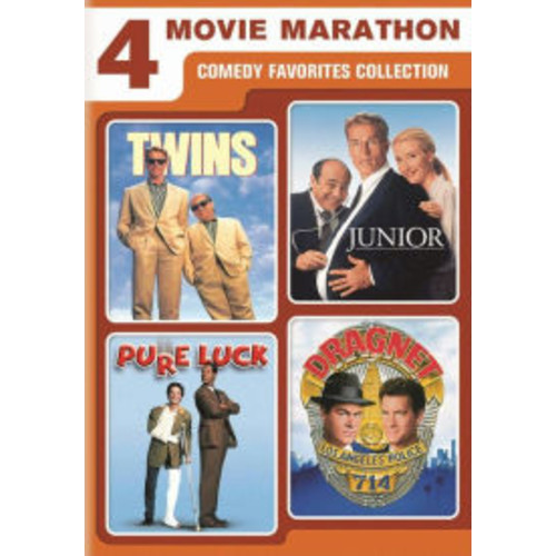 Movie Marathon: Comedy Favorites