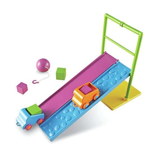 Learning Toys 11 Piece Stem Force and Motion Activity Set