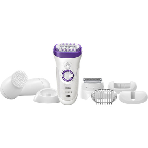 Silk-epil 9 Wet & Dry Epilator Bonus Edition
