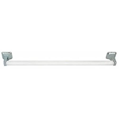 Franklin Brass D2424PC Futura, Bath Hardware Accessory, 24-Inch Towel Bar, Polished Chrome