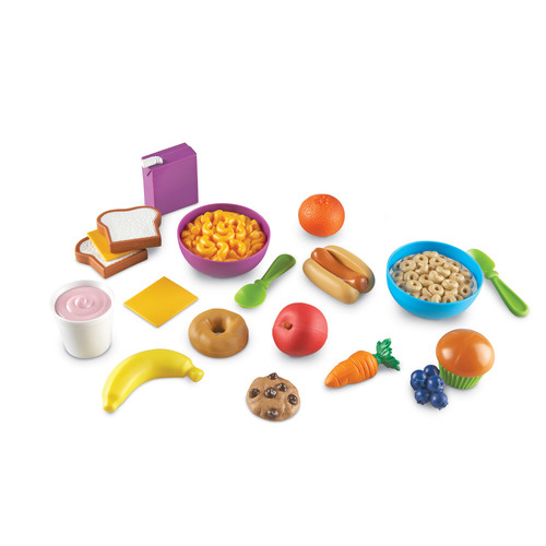 Learning Resources New Sprouts Munch It! Play Food Set