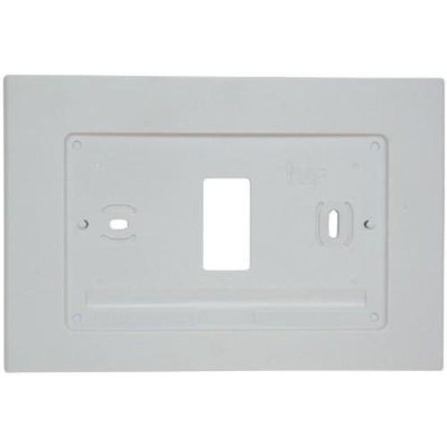 Emerson Wall Plate for Sensi Wi-Fi Thermostat in White