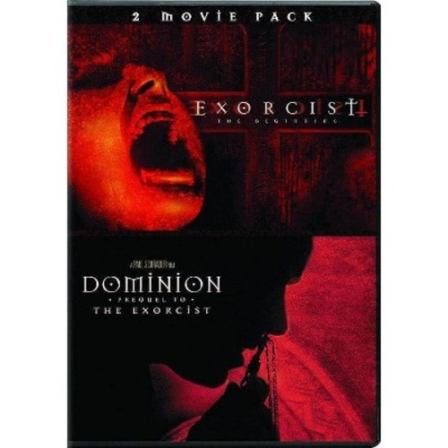 Exorcist: The Beginning / Dominion: Prequel to the Exorcist [DVD]