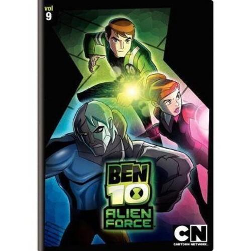Ben 10 alien force:V9 (DVD)