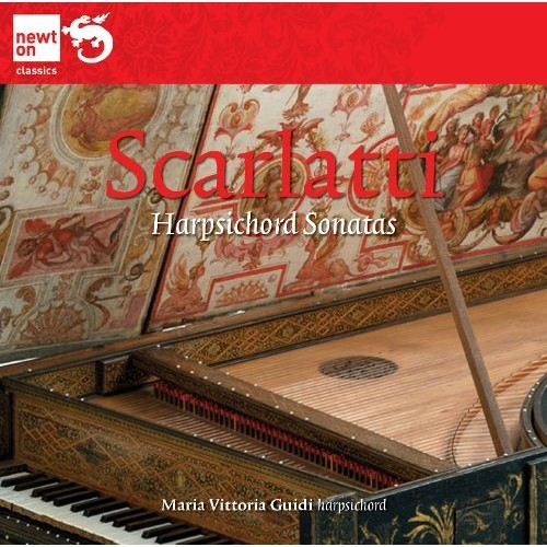 Harpsichord Sonatas - CD