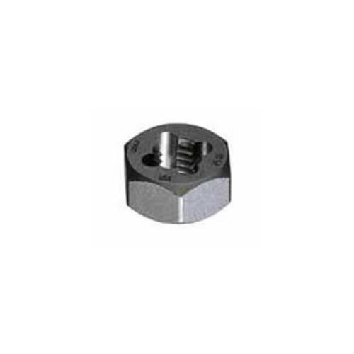 Gyros 4-40 Threading Carbon Steel Hex Rethreading Dies