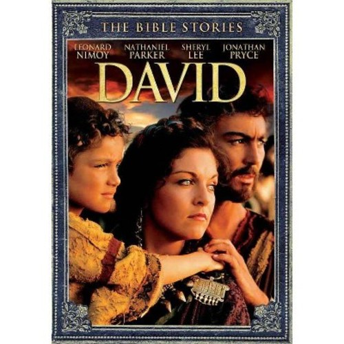 The Bible Stories: David (DVD)
