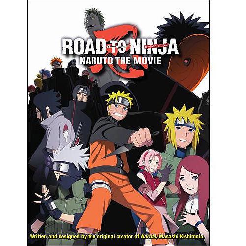 Road To Ninja: Naruto The Movie (DVD)