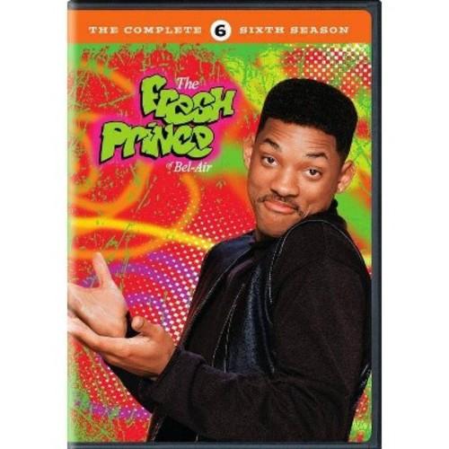 Fresh Prince Of Bel Air:Comp Ssn6 (DVD)