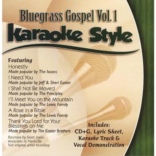 Bluegrass Gospel Vol. 1