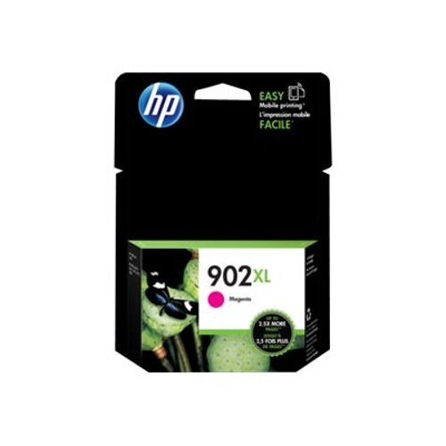 HP Inc. 902XL High Yield Magenta Original Ink Cartridge (T6M06AN#140)