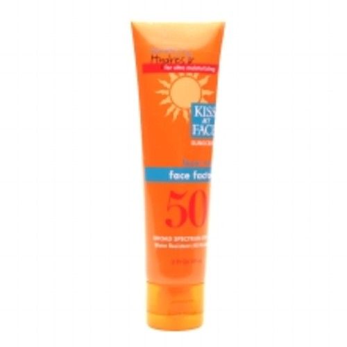 Kiss My Face Sensitive Side 3in1 Sunscreen Lotion, SPF 30