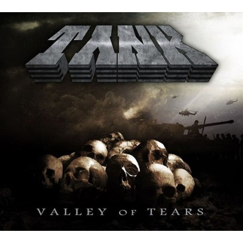 Tank - Valley of Tears (CD)