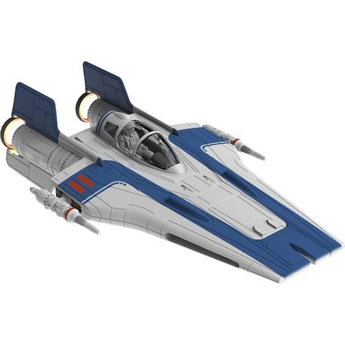 Revell - SnapTite Build and Play Star Wars Resistance A-wing Fighter