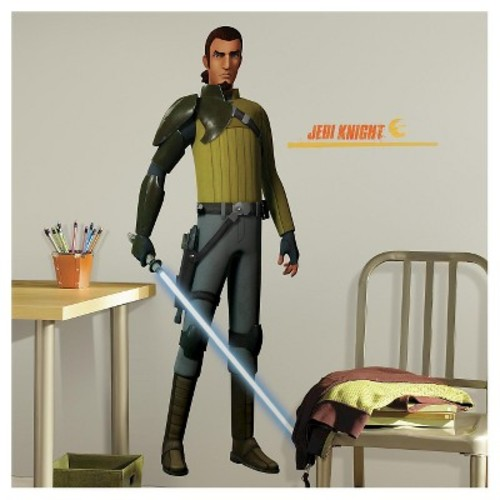 Star Wars Rebel Kanan Peel and Stick Wall Decals