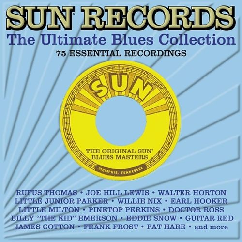 Sun Records: Ultimate Blues Collection [CD]