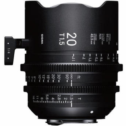 20mm T1.5 FF High-Speed Prime (EF Mount)