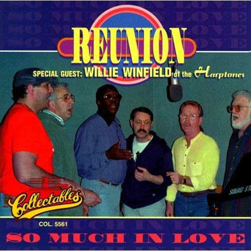 So Much in Love [CD]