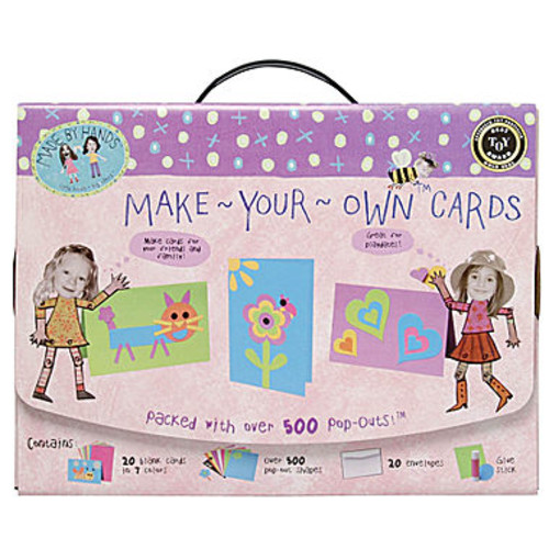 Made By Hands Make-Your-Own Cards