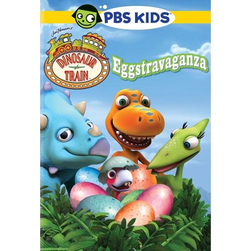 Dinosaur Train: Eggstravaganza [DVD]