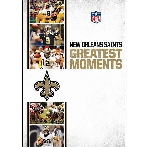 NFL Greatest Moments: New Orleans Saints [DVD]