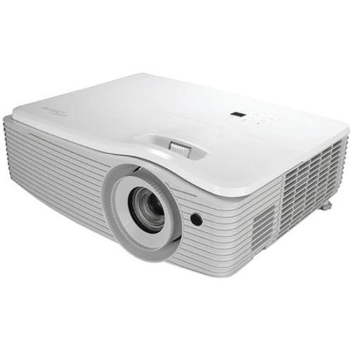 Optoma W490 WXGA Data and Business Projector W490