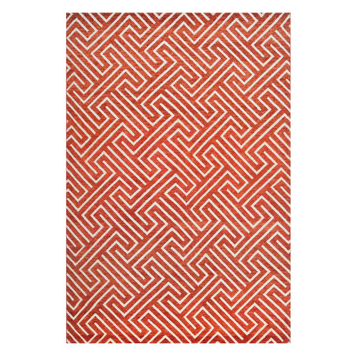 Santa Fe Hand-Knotted Rug by Safavieh