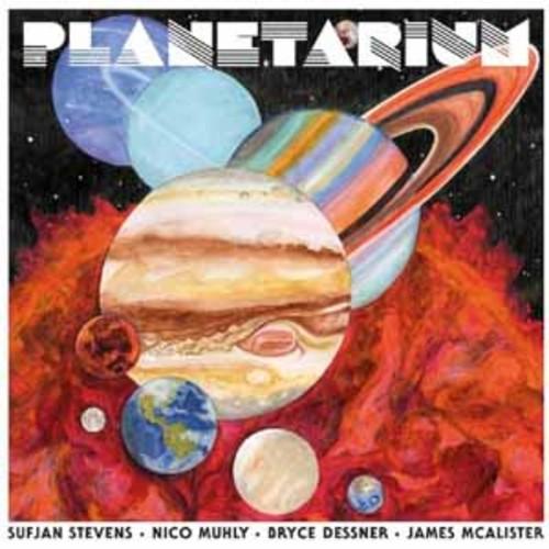 Sufjan Stevens - Planetarium [Vinyl]