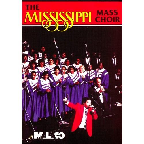 The Mississippi Mass Choir [DVD]