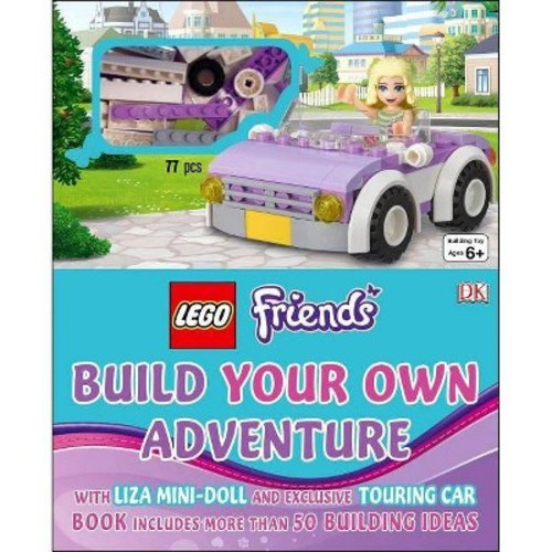 Lego Friends (Hardcover)
