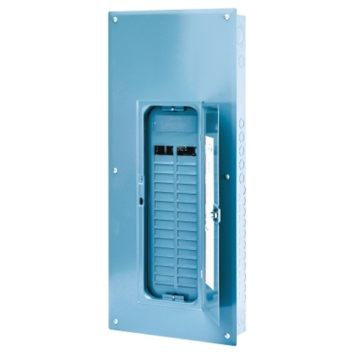 Square D Homeline 225 amps 30 space 60 circuits 120/240 volts Plug-In Single Pole Main Lug Load(HOM3