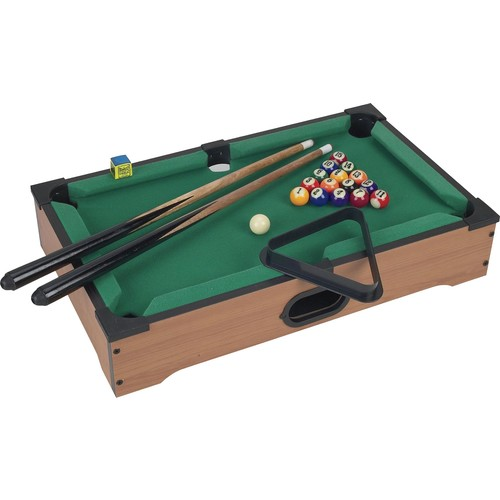 Trademark Games Mini Tabletop Pool Table